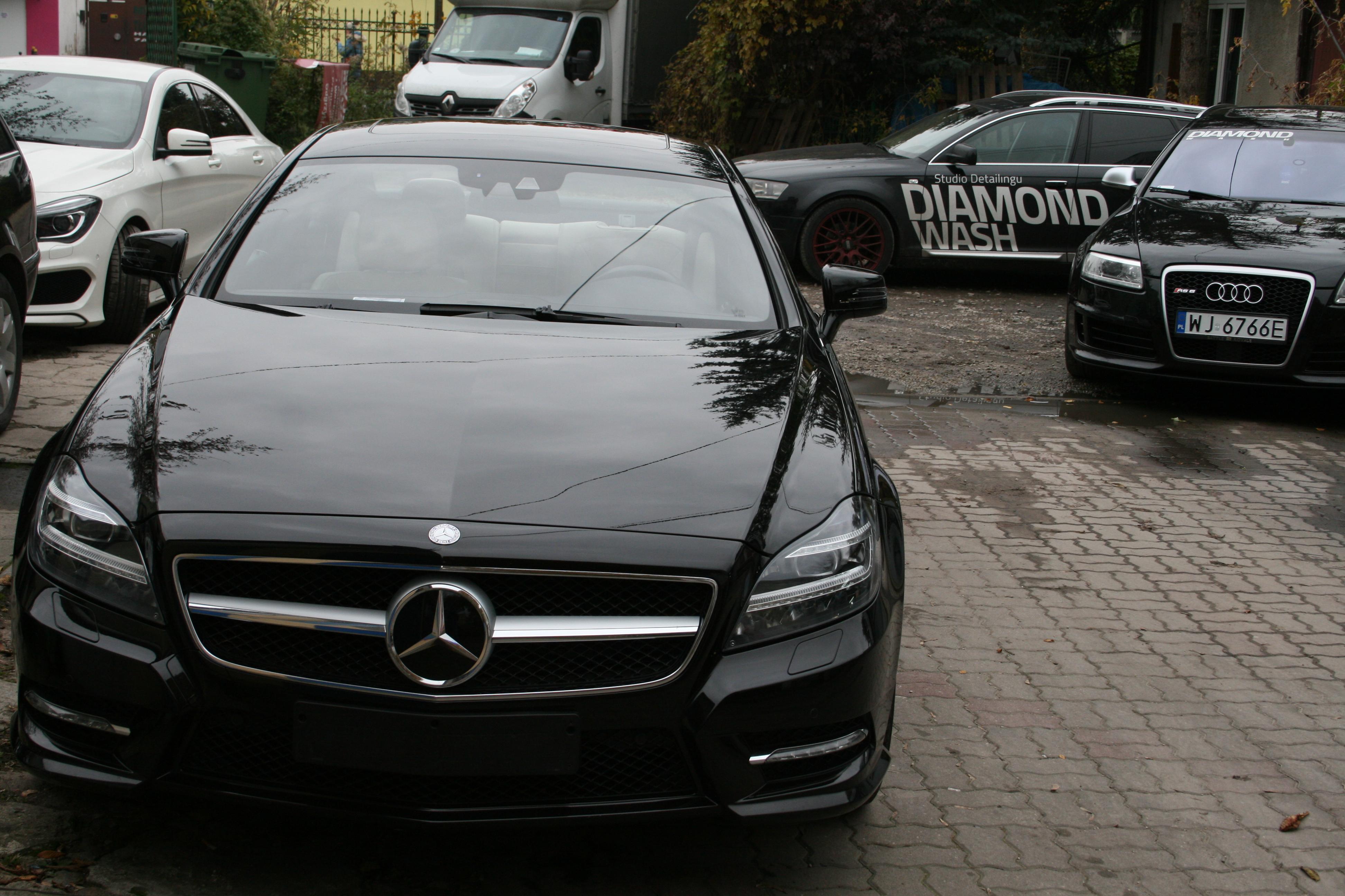 Mercedes-Benz CLS 2011