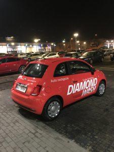 auto zastępcze diamondwash Diamond Wash