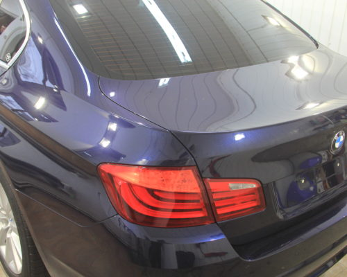 BMW F10 diamond wash