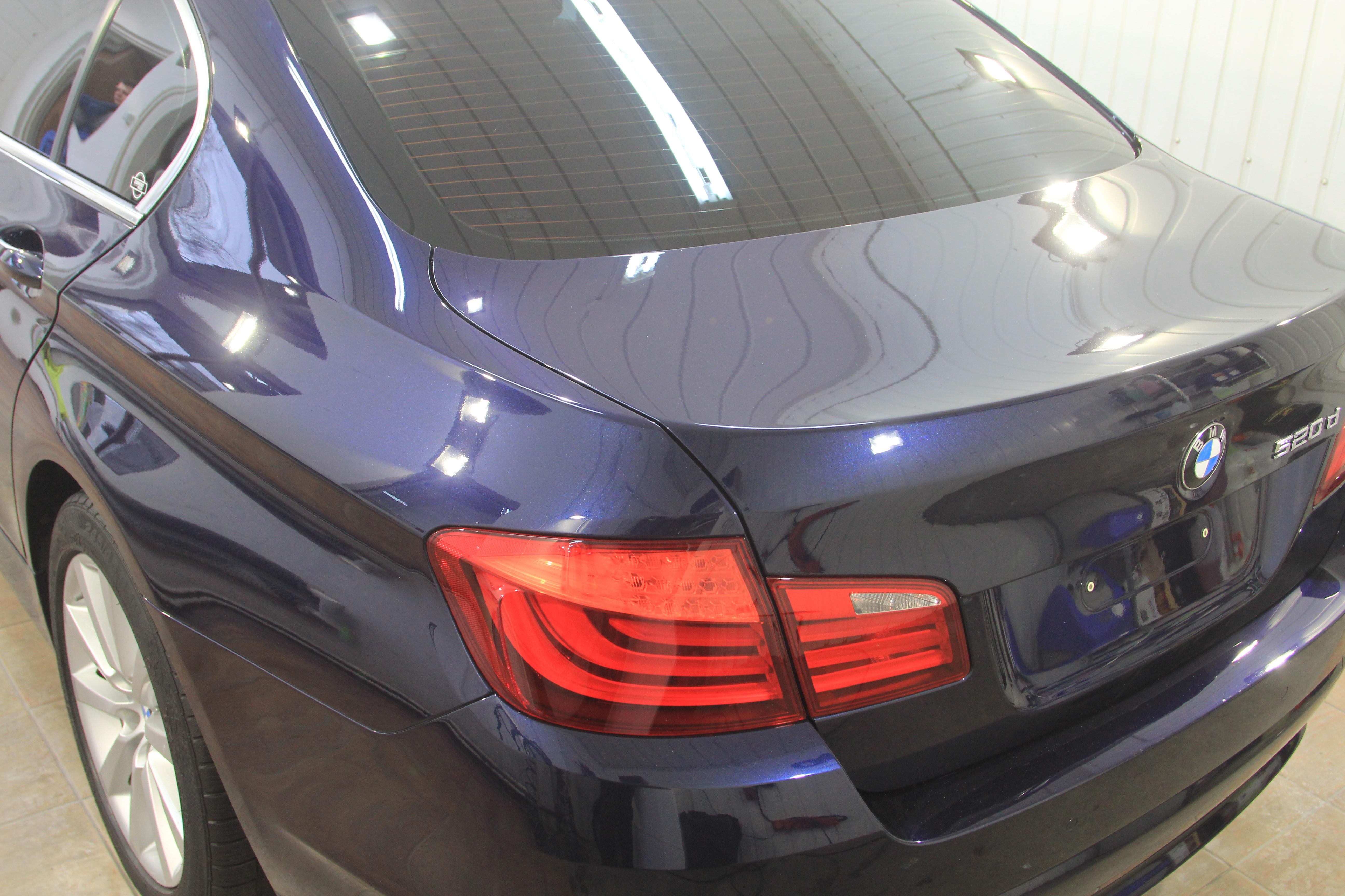 BMW 5 F10 pod sprzedaż