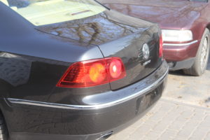 vw phaeton diamond wash