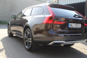 volvo v90 diamond wash