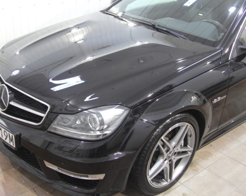 c63 amg diamond wash