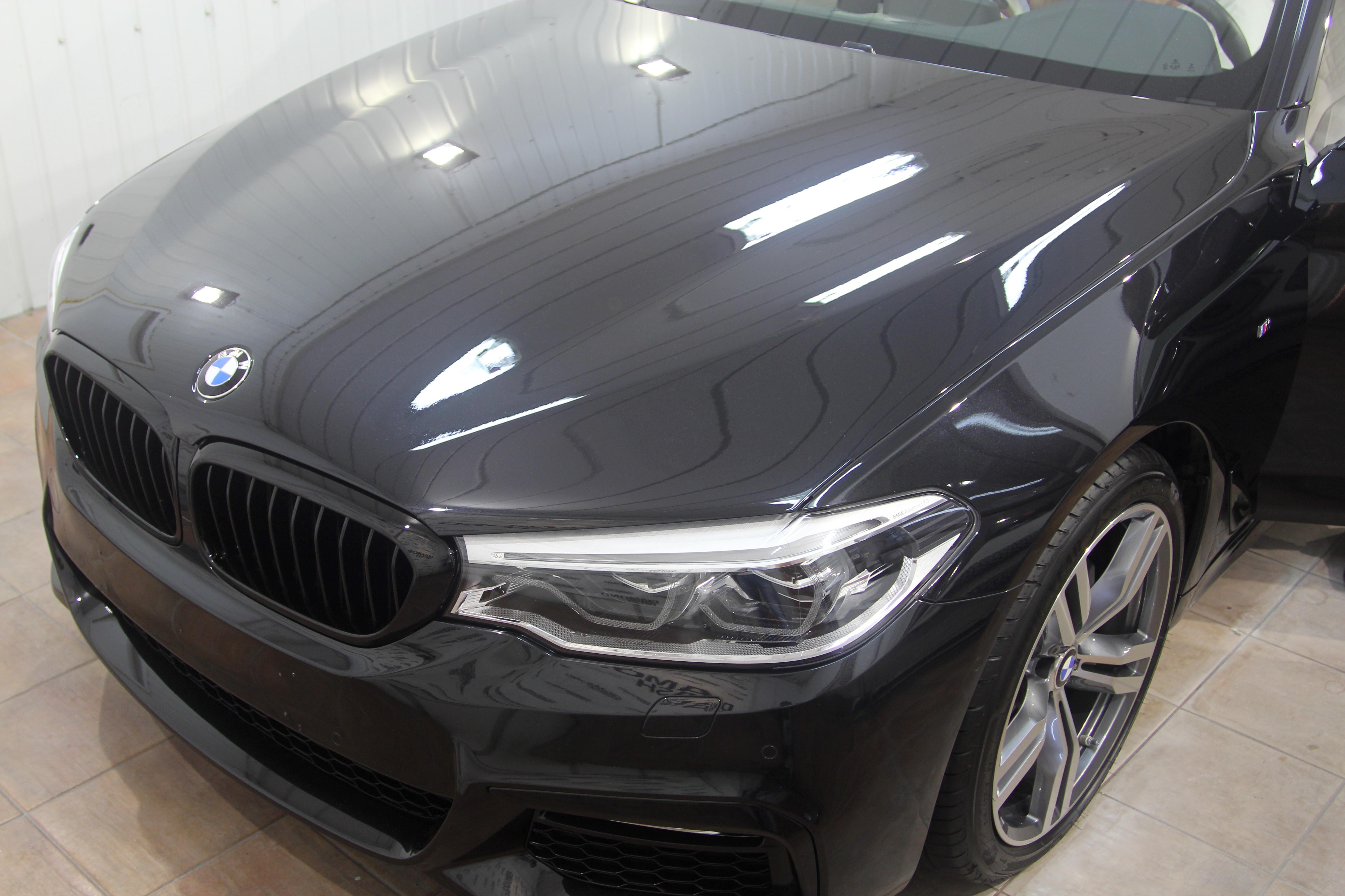 BMW 5 G30 2017 full