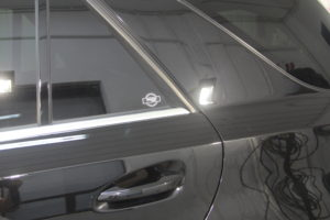 mercedes ml, detailing, Diamond bash, auto detailing, polerowanie