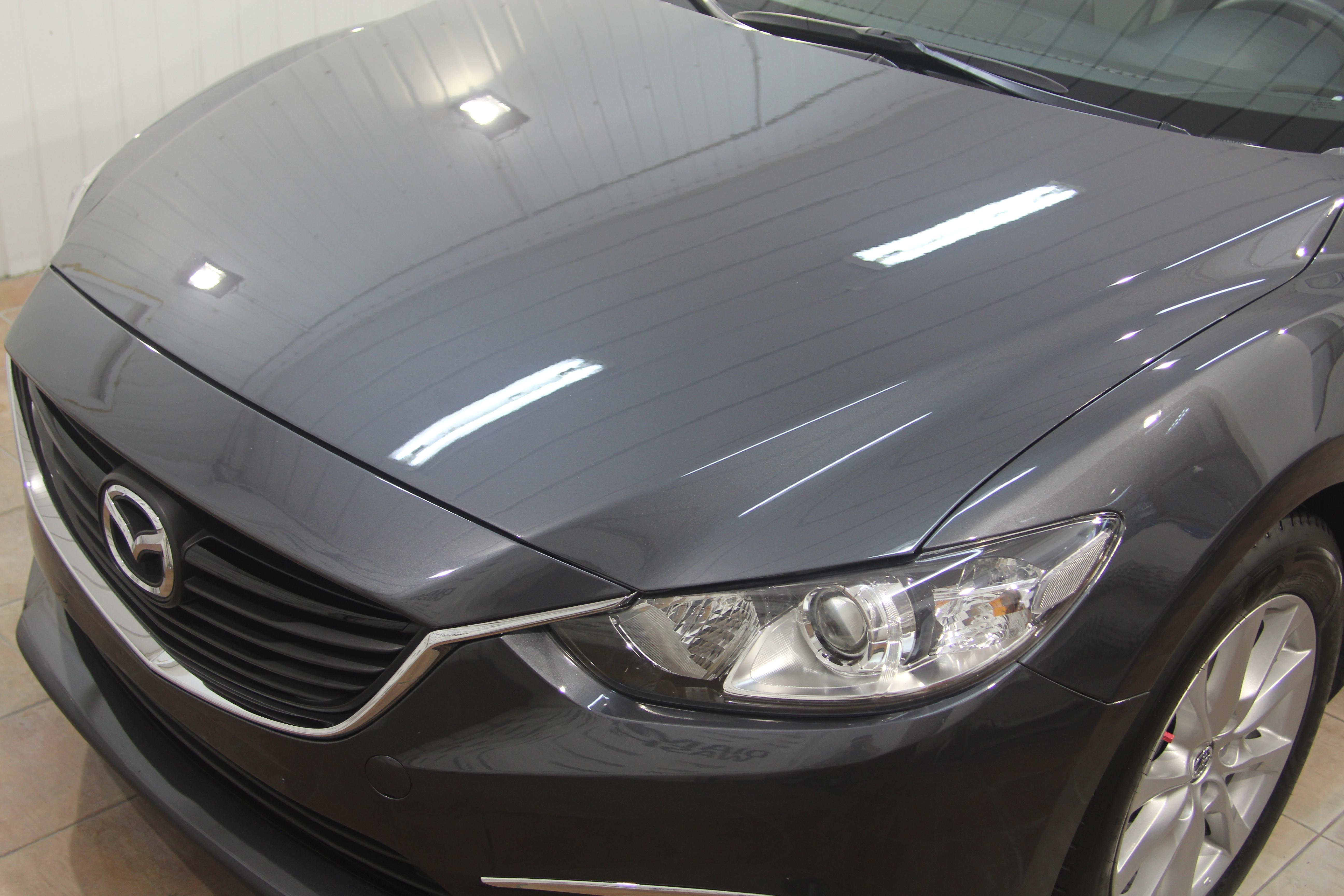 Mazda 6 2016 polerowanie + kwarc
