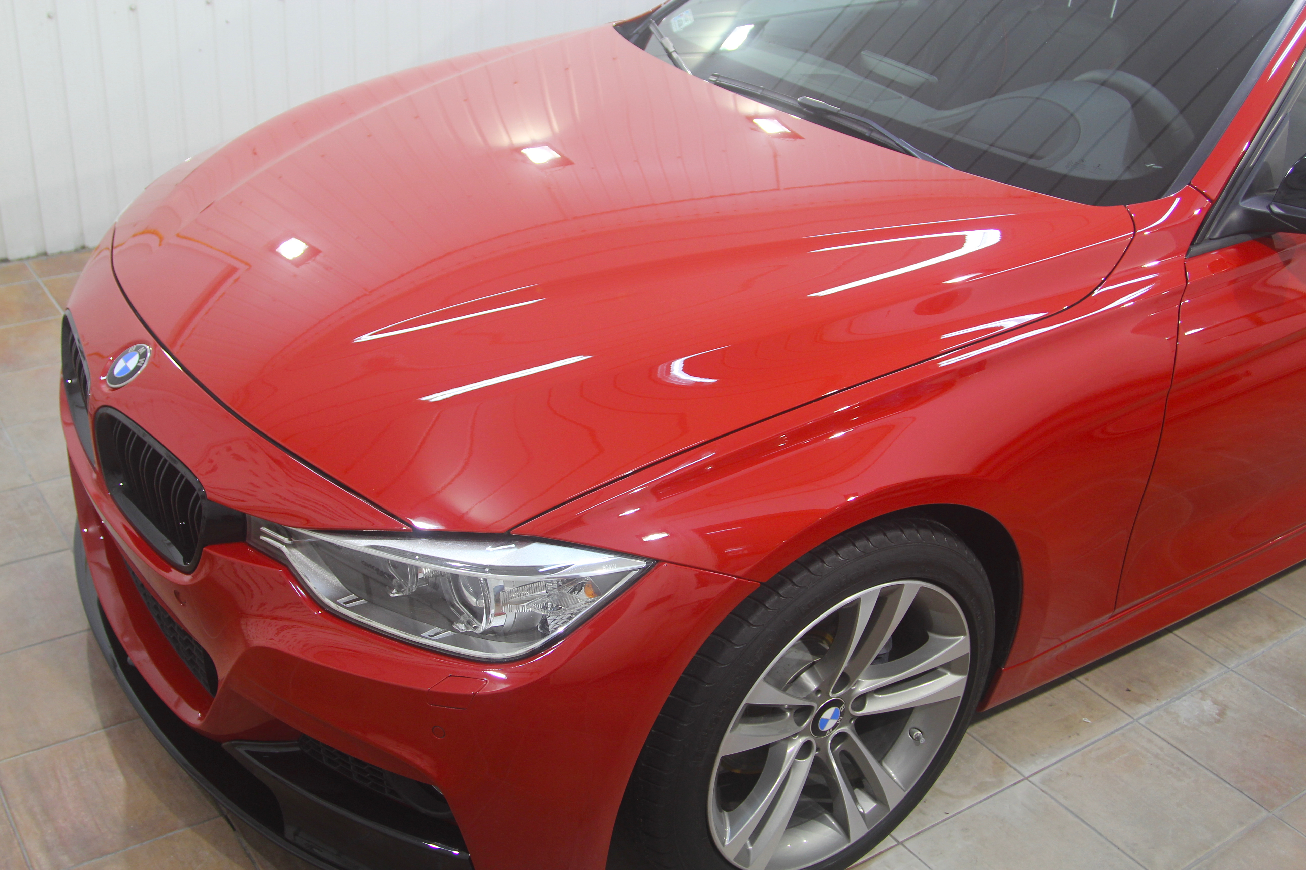 BMW 3 2016