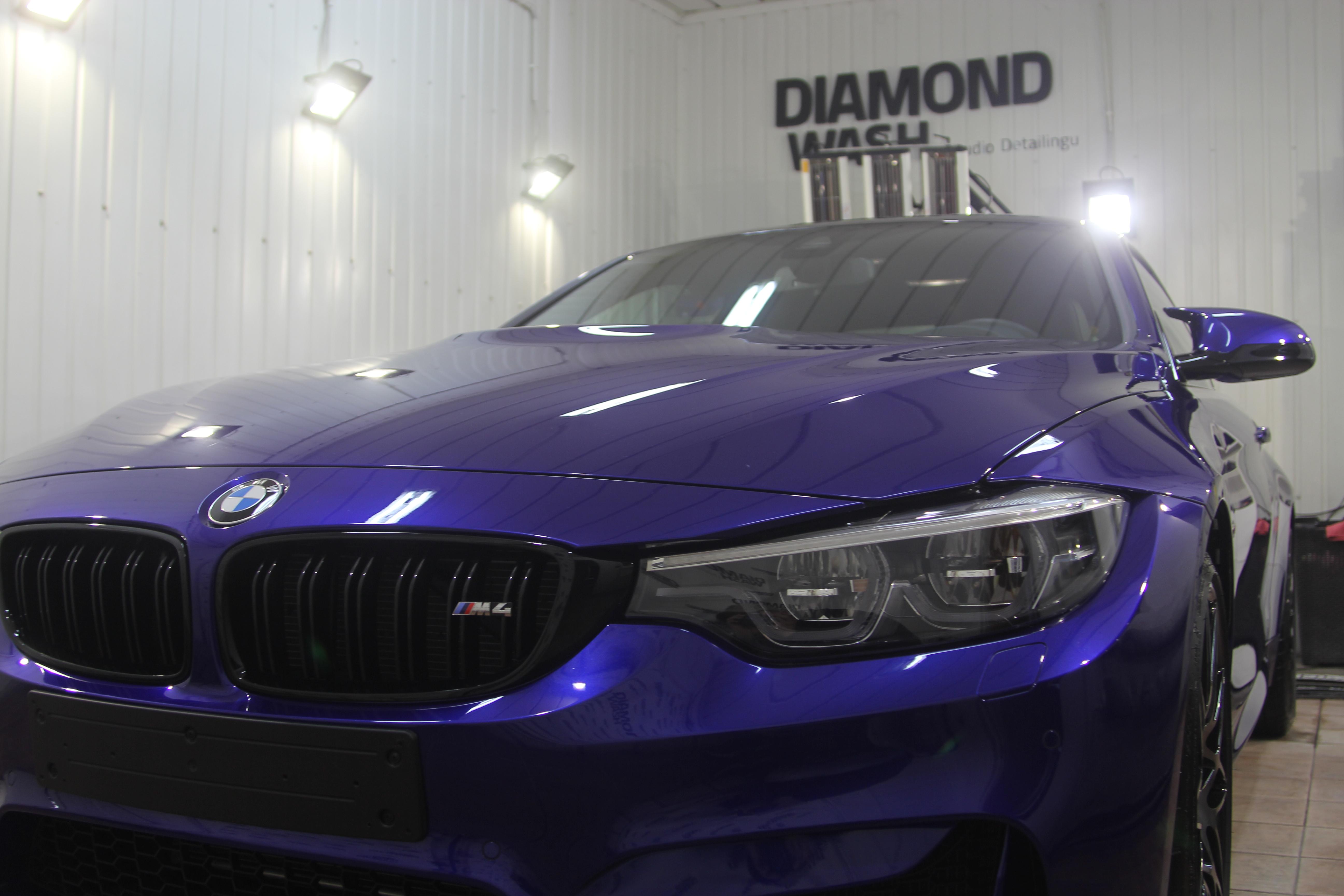 BMW M4 ceramika