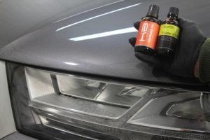 Audi q7, diamond wash, studio Detailingu, detailing warszawa, powłoka ceramiczna, powłoka kwarcowa, polerowanie lakieru, audi warszawa