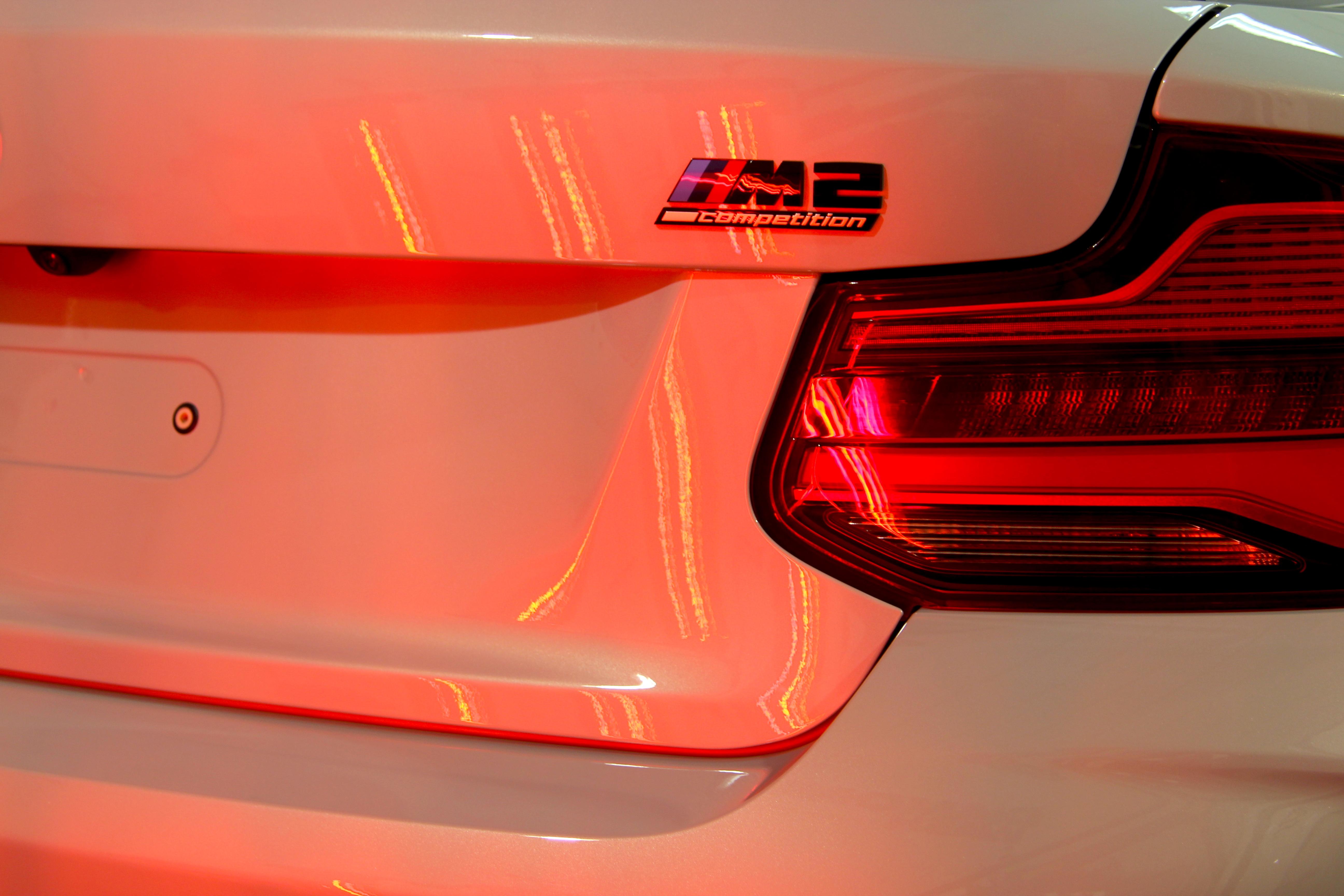 BMW M2 Comp KWARC