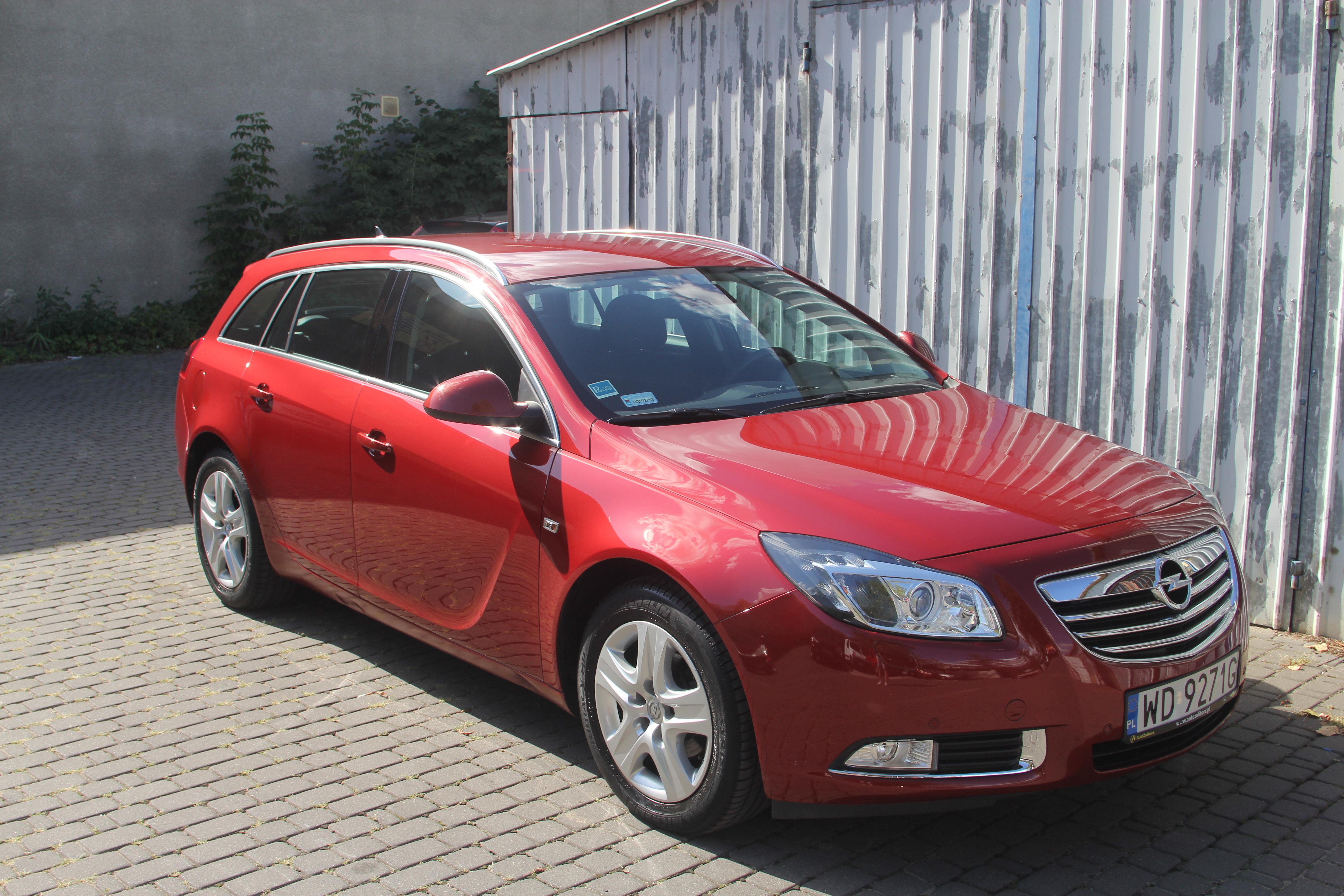 Opel Insignia na sprzedaż