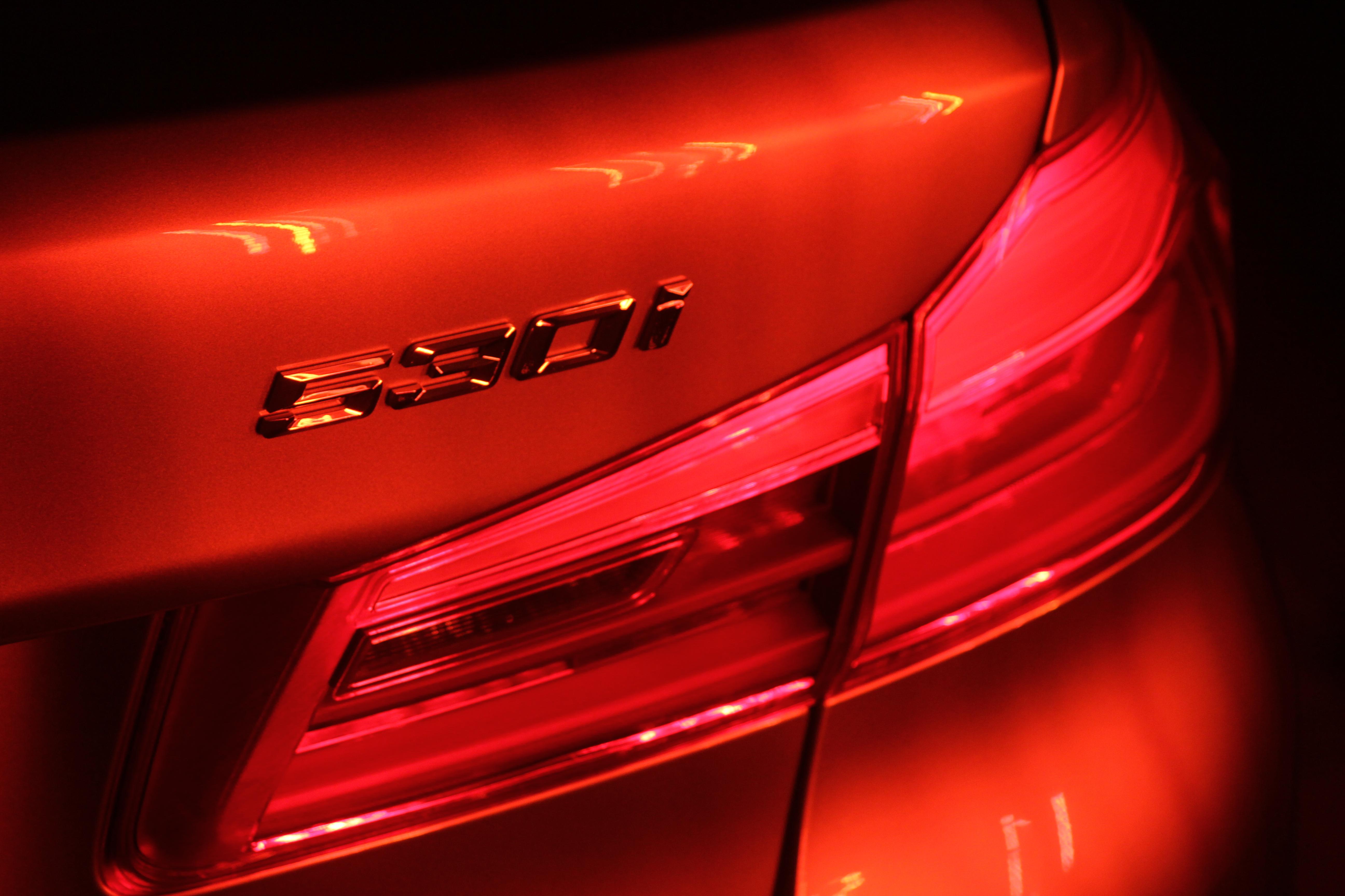 BMW 5 G30 ceramika