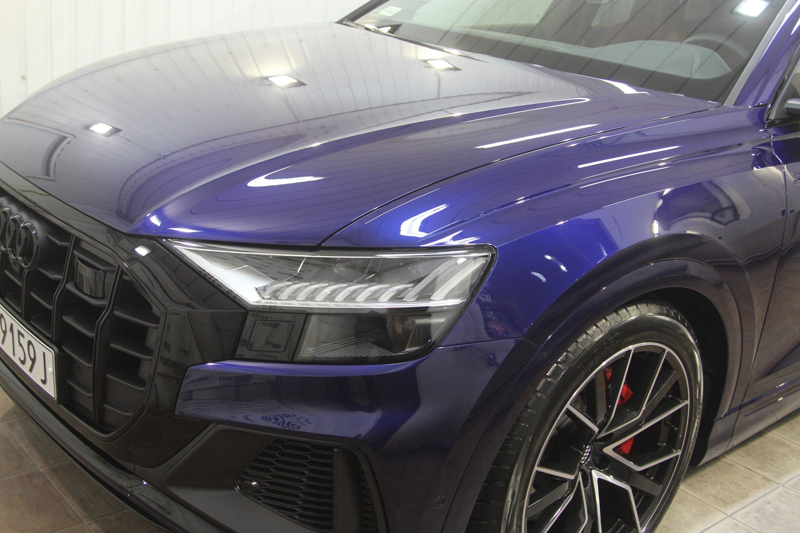 Audi SQ8 ceramika