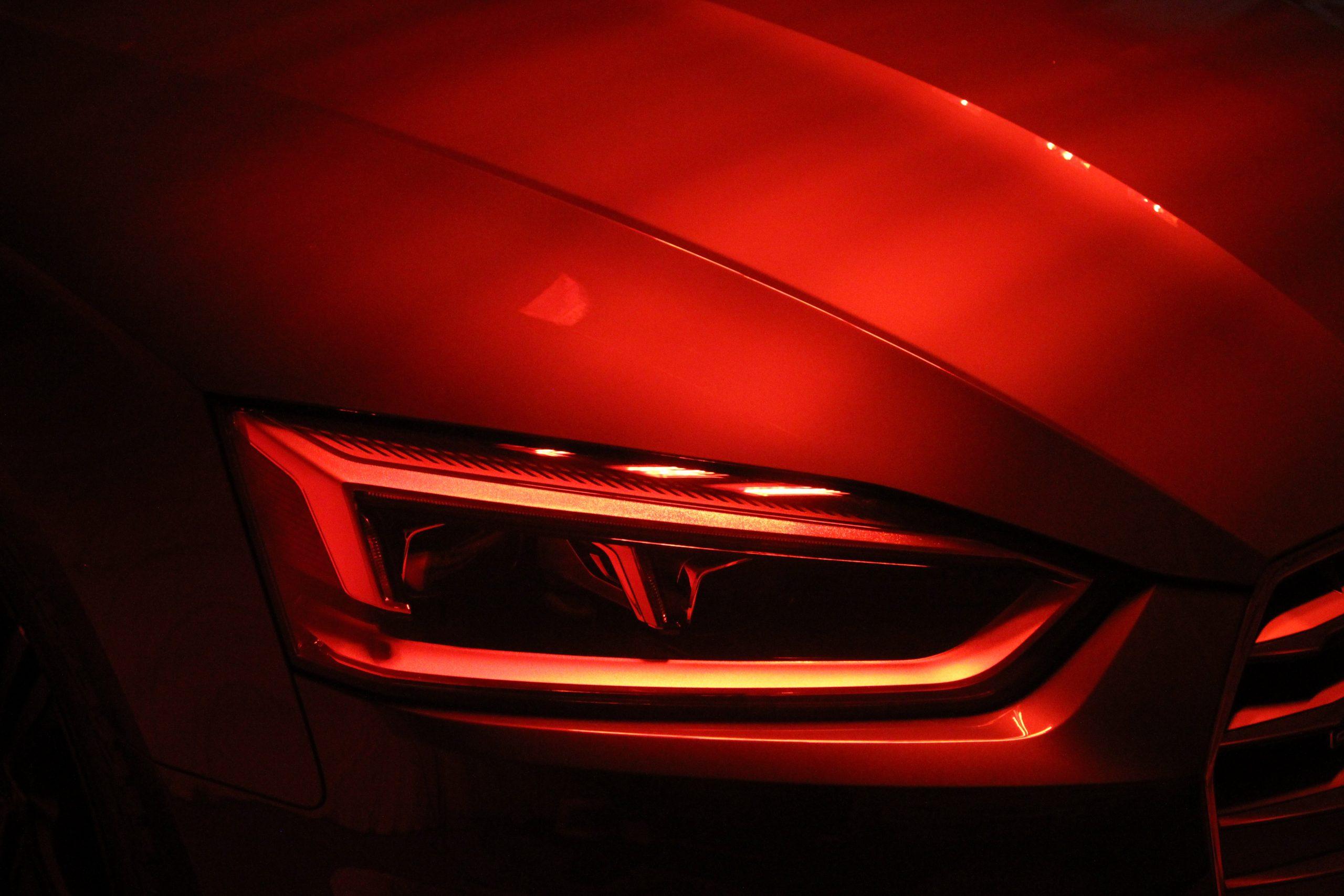 Audi A5 Ceramika