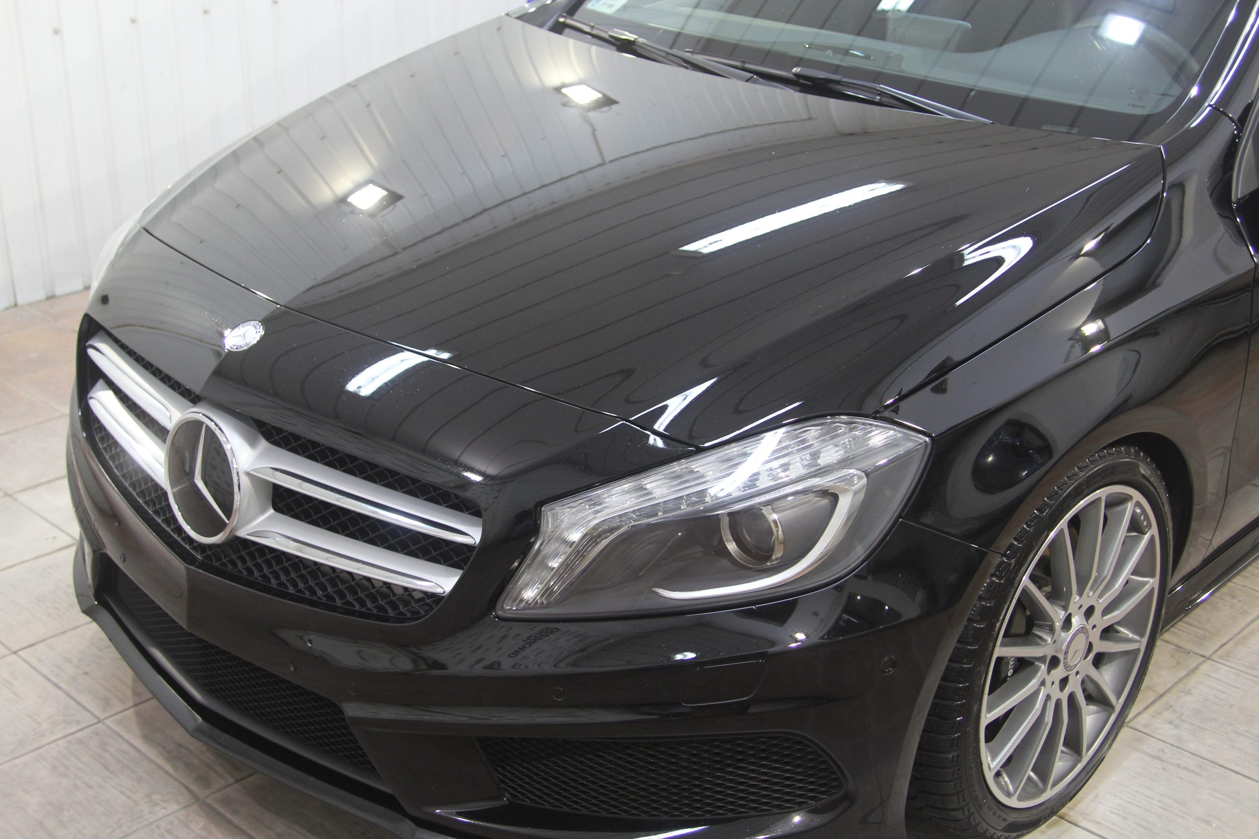Mercedes A klasa full