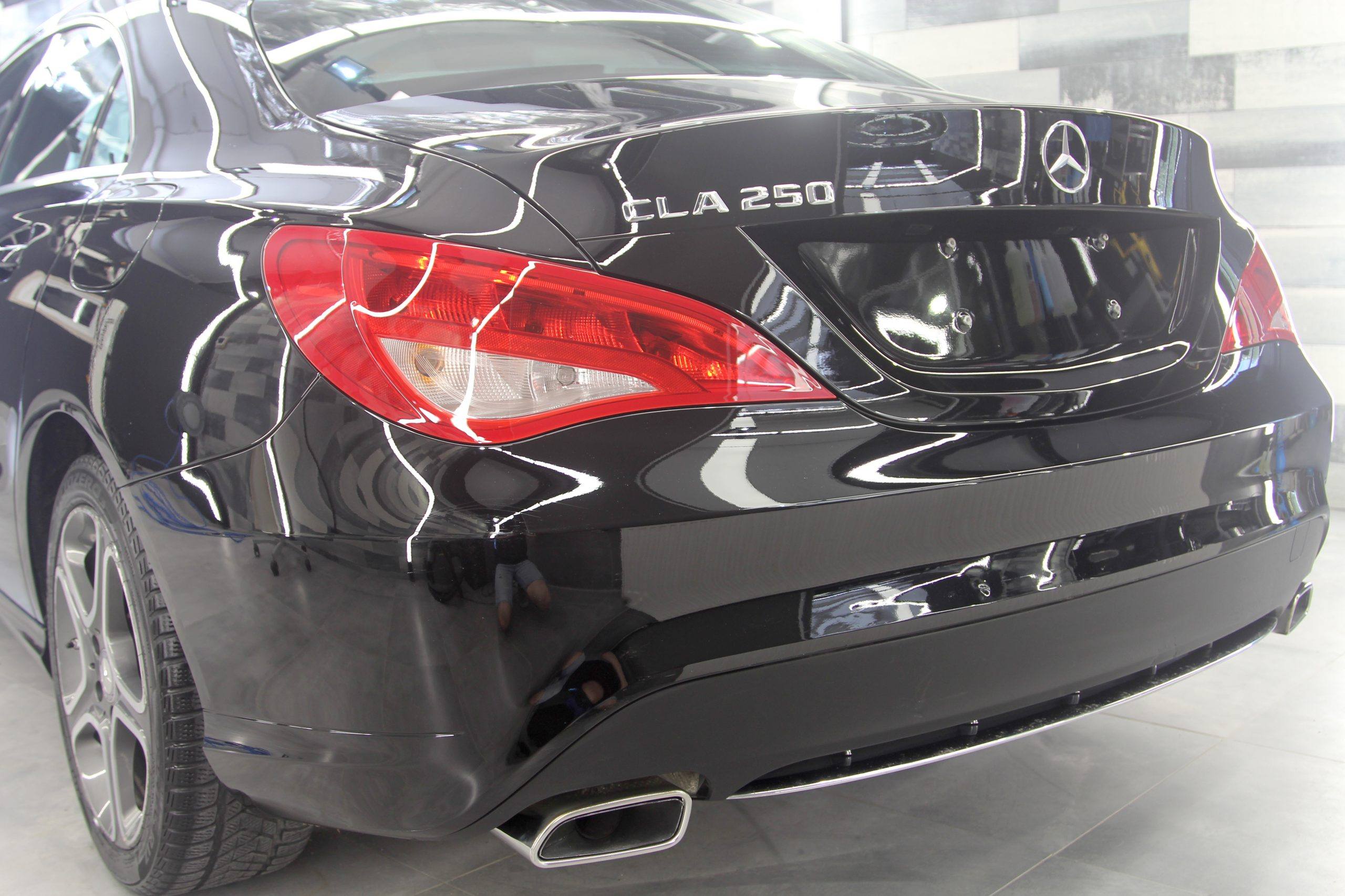 Mercedes CLA WOW!