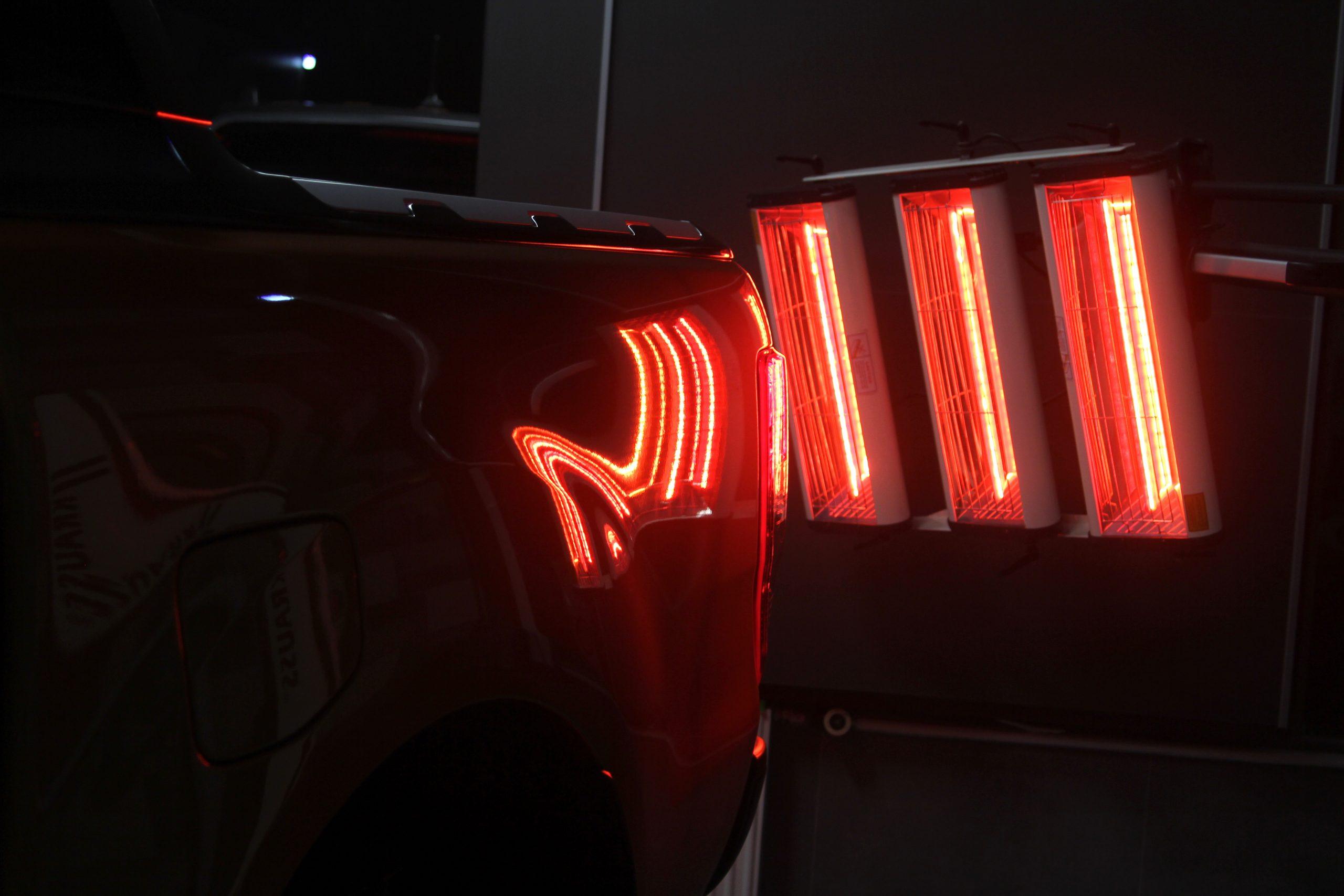 Ford Ranger vs Nissan Navara